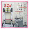 3 Position Aluminum Telescopic Extension Ladder 3.2m