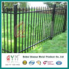 Galvanized Picket Weld Fence / Ornamental Iron Fence / Top Picket Fence