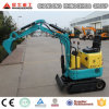 0.8t, 1.5t Mini Excavator Mini Digger with Ce ISO Certification