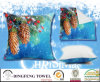 Christmas Artwork 3D Digital Printing Cushion Cover Df-8696