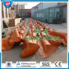 Orange Rubber Oil Boom, Oil Spill Inflatable Rubber Containmen Boom