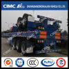 3axle Container Flatbed Trailer with Cimc Huajun Brand (2/3UNITS AS 1SET)