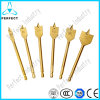 Titanium Coating Wood Flat Drill Bit for Hardwood
