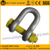 G 2150 U. S Type Bolt Safety Forged Anchor Shackle