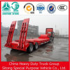 China Truck Trailer 3 Axle Low Bed Trailer for Sale