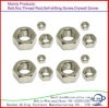 Hot Sale Automotive Industry Carbon Steel Round M10 Hex Nut
