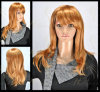 Lace Synthetic Wig (HQ-SW-S)