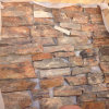 Natural Rusty Slate Loose Stone Culture Stone (SMC-FS051)