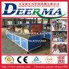 PP/PE/PVC Wood Plastic Composite Profile WPC Extrusion Machine