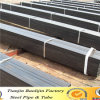 Hot Rolled Ms Square and Rectangular Steel Pipe