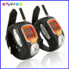 Sports Pair Backlit Mobile Walkie Talkie Watches (FOS-800)