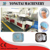 Disposable Nonwoven and Plastic Bouffant Cap Shower Cap Making Machine