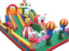 Inflatable Jumping for Children with Slide (TY-11501))