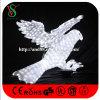 Christmas Sculpture Motif Eagle Lights