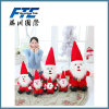 Promotion Gift Christmas Party Santa Claus Ornaments for Tree Decoration