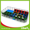 Professional Manufacturer Rectangular Trampoline for Teenager