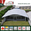 15m Width Clear Span Arcum Tent Used as Event Center Mainly for Wedding Party