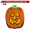 Glitter Jack O Lantern Cutout 18in Party Decoration (H1011)