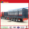 Bulk Cage Truck Semi Trailer / Livestock Trailer for Sale