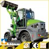 Small Wheel Loader with Ce Approved 1 Ton Wheel Loader