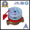 Single Jet Vane Wheel Dry Dail Remote Reading Water Meter (LXSC-13D6)