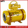 API 6D Forged Steel Trunnion Ball Valve (Q347F)