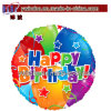 Birthday Party Items Happy Birthday Foil Balloons 18' (B5023)