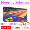 Sports Court Plastic Material Interlock PP Mat Flooring
