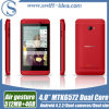4inch Mini One Mtk6572 Dual Core 1.3GHz 512MB+4GB Cheapest 3G Android Cellphone