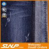 100% Cotton High-End Elastic Denim Fabric for Jacket and Pant