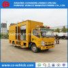 Isuzu 4X2 150kw 200kw Generator Emergency Power Supply Truck for Sale