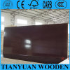 WBP Glue Phenolic Film Faced Plywood / Construction Plywood