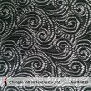 Black Nylon Lace Fabric for Sale (M4023)