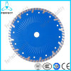 Turbo Type Diamond Saw Blade for Brick Clay