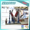 High Speed Three Layer Co-Extrusion Physical Foam Extruder Machine