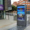 Outdoor LCD Digital Screen Video Advertising Signage Player