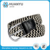 Customized Unisex Fashion Woven Fabric Belt