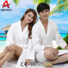 China Factory High Quality 100% Cotton Waffle Bathrobe