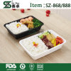 Disposale Plastic Food Container with Lid