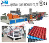 1050mm PVC ASA Plastic Bamboo Roofing Sheet Extruding Machine