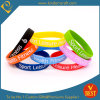 Hot Sale High Quality Silicone Wristband with Customized Logo