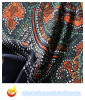 Water Print Polyester Fabric for Dress (XY-P20150026S)