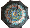 Custom New Design Folded Car C Handle Inverted Umbrella