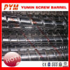 Screw and Barrel for PP Woven Bag Extruder