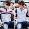 OEM Promotion Cotton Polo T-Shirt