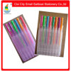 Color Gel Ink Pen with PP Box Packing (M-m201)