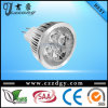New and High Lumen 4X1w 12V DC MR16 LED Spotlight