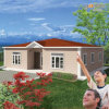 Prefabricated House Modular Homes with Flexible Designs (P50)