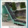 Large Angle Transportation Big Capacity Belt Band conveyor