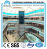 Mall Cylindrical Big Aquarium